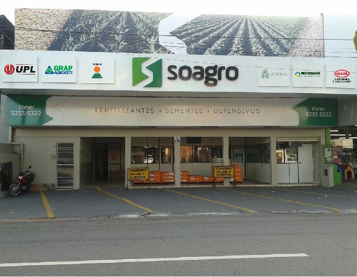SOAGRO - Goiânia